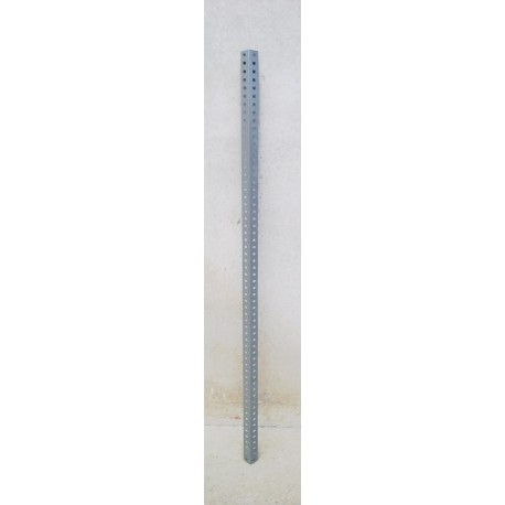Slotted angle bars