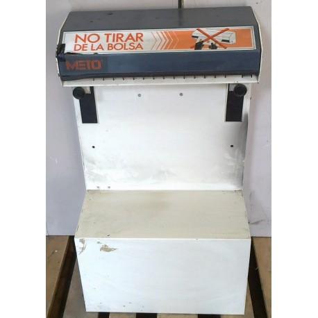 dispenser for plastic bags