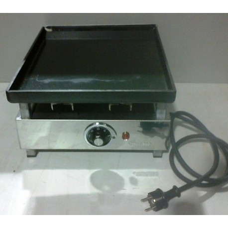Iron electric griddle
